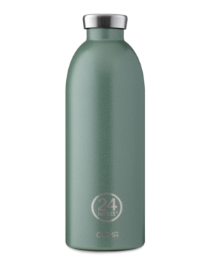 Moss Green Reusable Insulated Stainless Steel Bottle