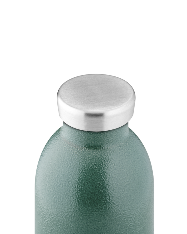 Moss Green Insulated Stainless Steel Water Bottle
