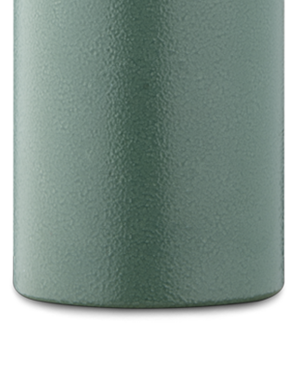 Moss Green Reusable Insulated Stainless Steel Water Bottle
