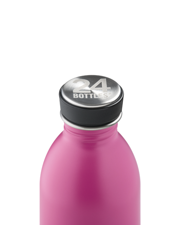 Passion Pink Lightweight Stainless Steel Bottle