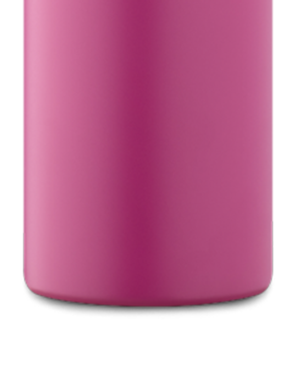 Passion Pink Lightweight Reusable Stainless Steel Water Bottle