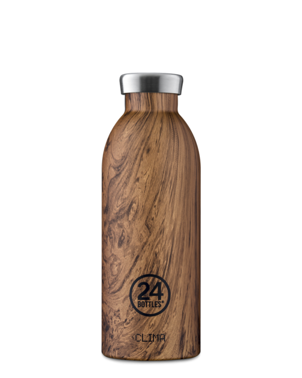Sequoia Reusable Stainless Steel Bottle