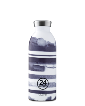 Stripes Insulated Stainless Steel Bottle