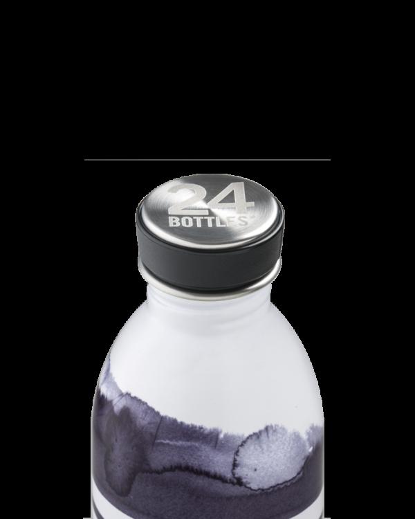 Stripes Reusable Stainless Steel Bottle