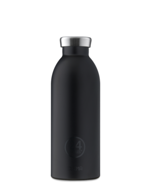 Tuxedo Black Reusable Insulated Stainless Steel Bottle