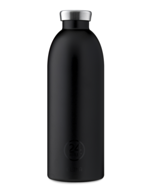 Tuxedo Black Reusable Insulated Stainless Steel Water Bottle