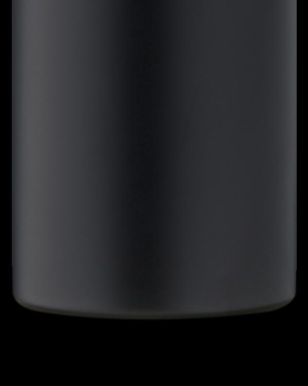 Tuxedo Black Reusable Stainless Steel Water Bottle