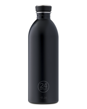 Tuxedo Black Water Bottle