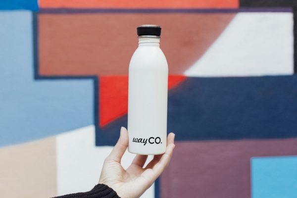 24Bottles for sustainable coworking reusable bottle