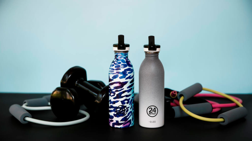24Bottles Athleisure Collection stainless steel bottle