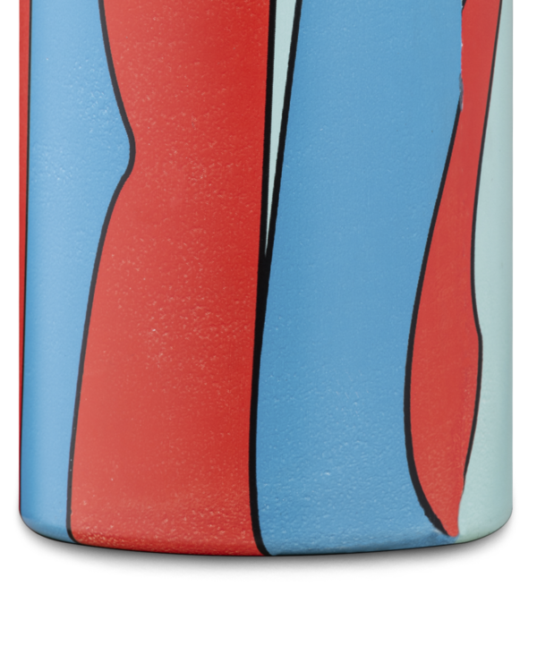 Lucy water bottle designed in Italy