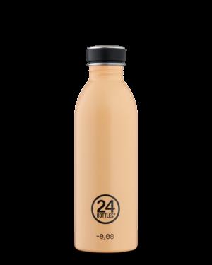 Peach Orange Lightweight Water Bottle