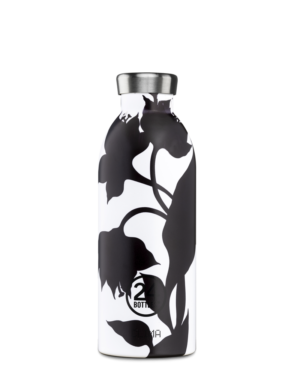 Black Dahlia Stainless Steel Bottle