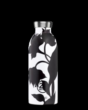 Black Dahlia Stainless Steel Bottle