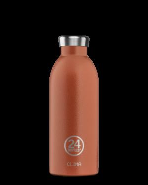 Sunset Orange Reusable Bottle