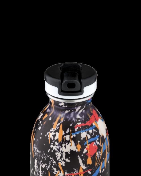 Graffiti Beat Sport Water Bottle