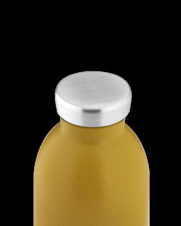 Safari Khaki Reusable Insulated Stainless Steel Bottle