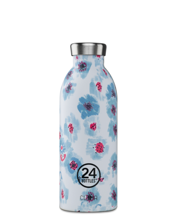 Early Breeze Reusable Insulated Stainless Steel Water Bottle