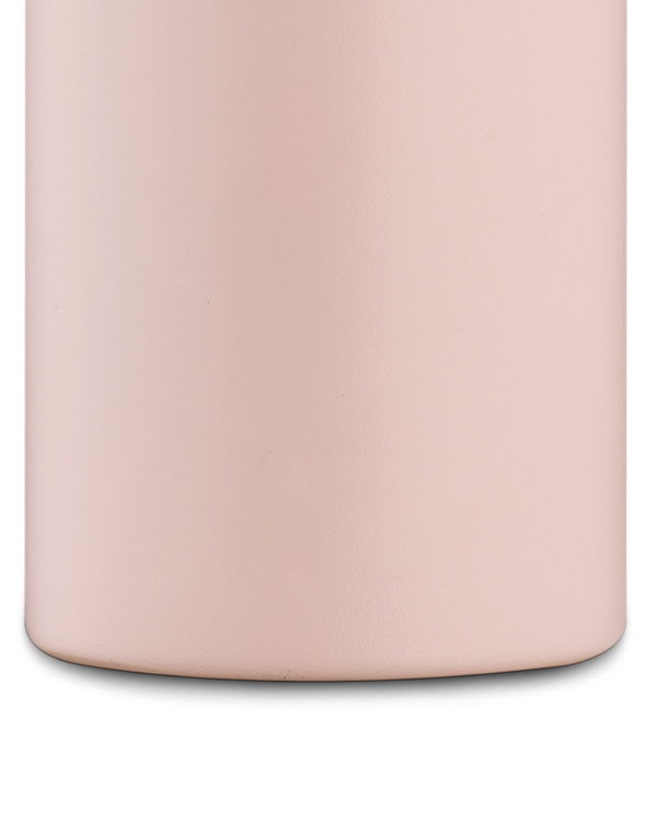 Dusty Pink Insulated Stainless Steel Water Bottle
