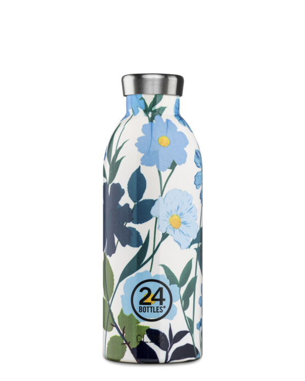 Morning Glory Insulated Stainless Steel Water Bottle