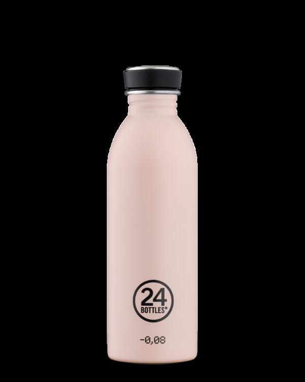 Dusty Pink Stainless Steel Bottle