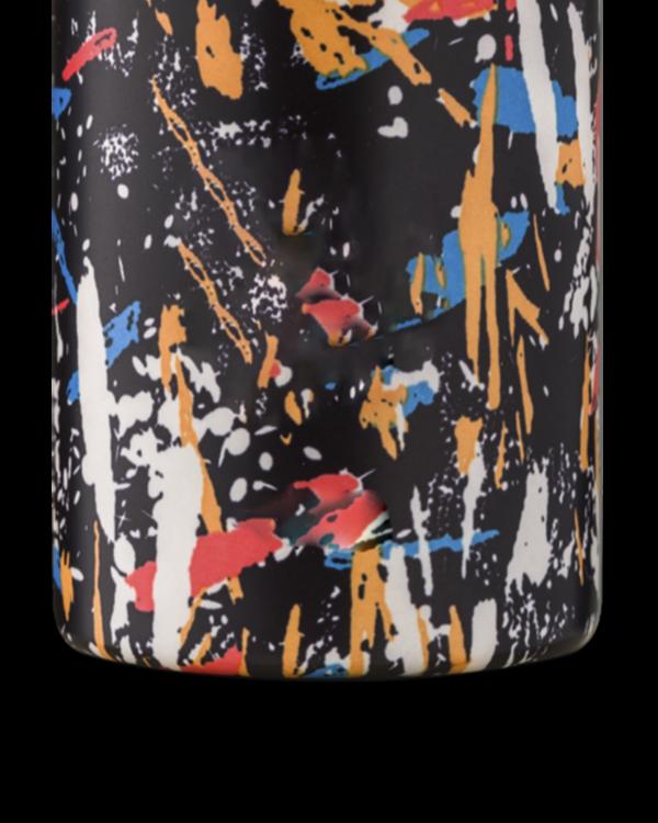 Graffiti Beat Reusable Lightweight Stainless Steel Sport Bottle