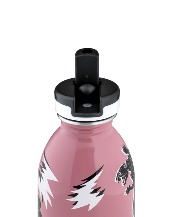 Wild Tune Reusable Sport Water Bottle