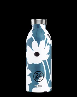 Velvet Magnolia Reusable Stainless Steel Bottle