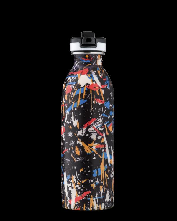 Graffiti Beat Sport Reusable Water Bottle