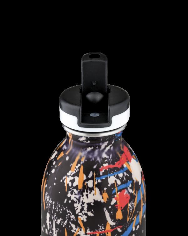 Graffiti Beat Reusable Sport Bottle