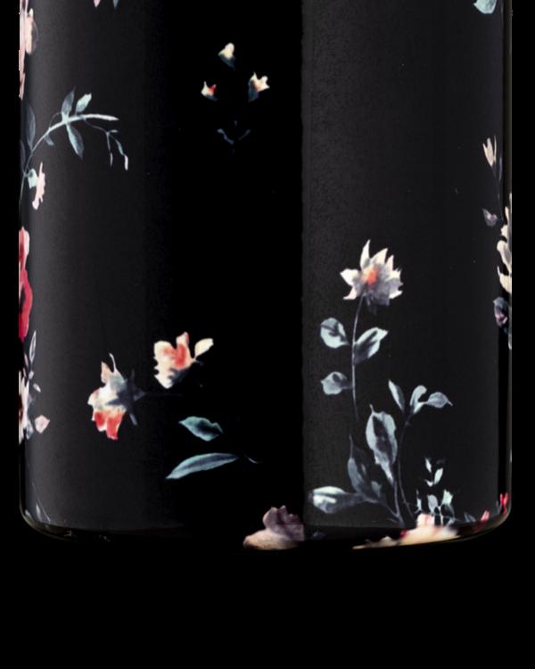 Ebony Rose Reusable Stainless Steel Bottle