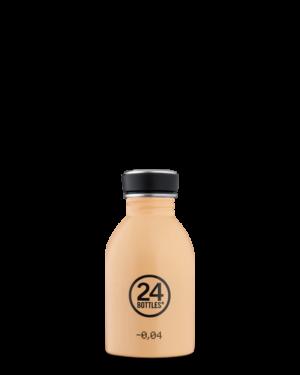 Peach Orange Reusable Lightweight Water Bottle
