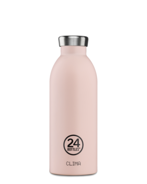 Dusty Pink Reusable Insulated Stainless Steel Bottle