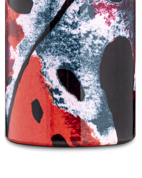 Flower Flame Reusable Stainless Steel Water Bottle