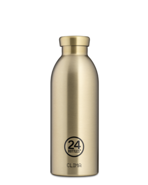 Prosecco Gold Reusable Insulated Water Bottle