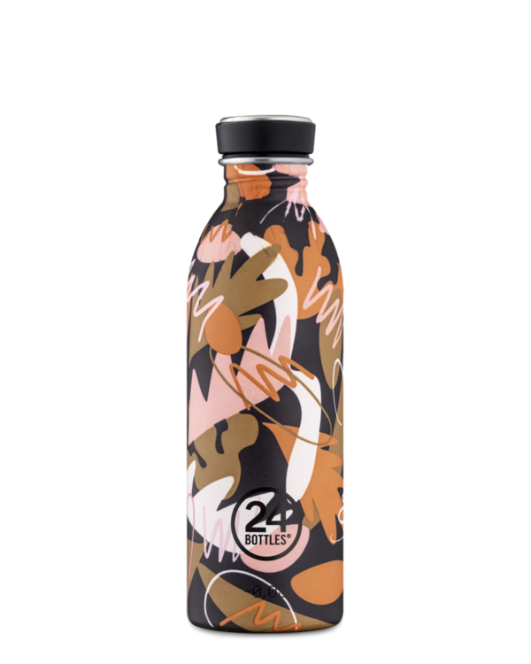 Lost On Mars Stainless Steel Water Bottle