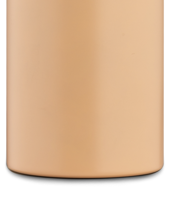 Peach Orange Reusable Insulated Stainless Steel Bottle