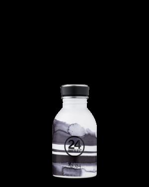 24Bottles Reusable Stainless Steel Water Bottle Stripes