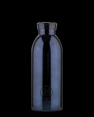 Black Radiance Bottiglia Riutilizzabile Acciaio Inossidabile