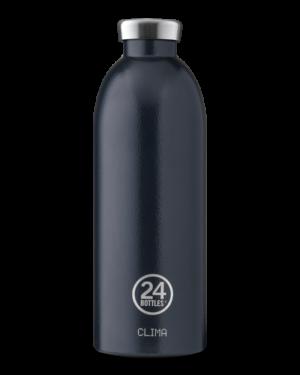 Deep Blue Bottiglia Riutilizzabile Acciaio Inossidabile