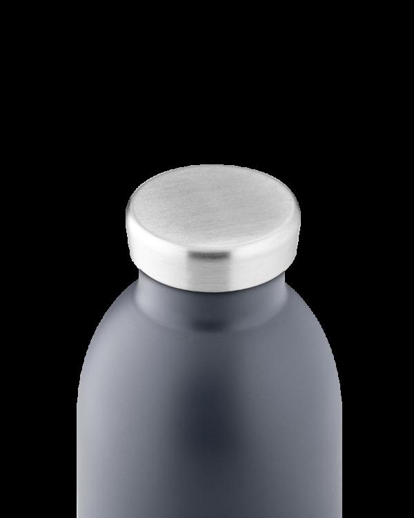 Formal Gray Bottiglia Riutilizzabile Termica Acciaio Inossidabile