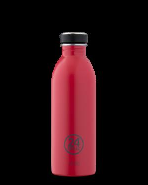 Hot Red Bottiglia Riutilizzabile Acciaio Inossidabile