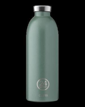 Moss Green Bottiglia Riutilizzabile Termica Acciaio Inossidabile