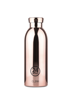Rose Gold Bottiglia Termica Acciaio Inossidabile