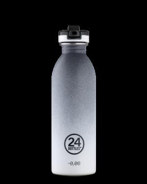 Tempo Gray Bottiglia Riutilizzabile Acciaio Inossidabile