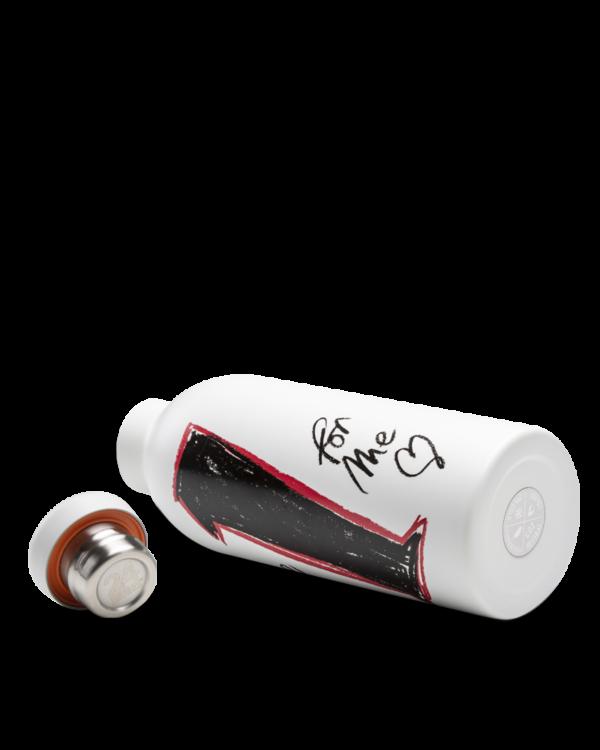 Vivienne Westwood Gaia Bottiglia Termica Acciaio Inossidabile