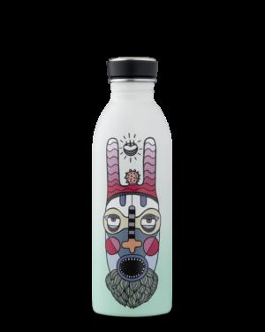 Sakra Bottiglia Riutilizzabile Acciaio Inossidabile