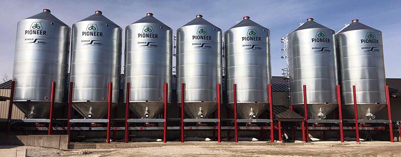 ASAP4 main grain storage