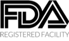 FDA Registered Facility logo