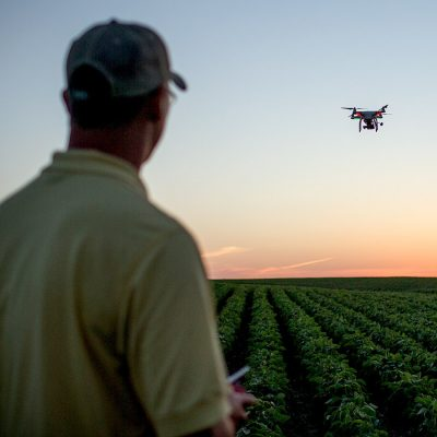 Drone Imagery/Aerial Field Imaging